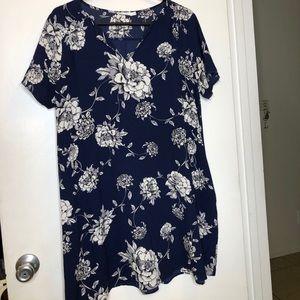 Lush Flower Dress